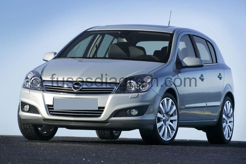 Fuse box Opel/Vauxhall Omega B
