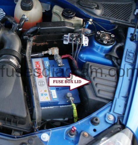 Fiat Punto Fuse Box Heater Wiring Diagram