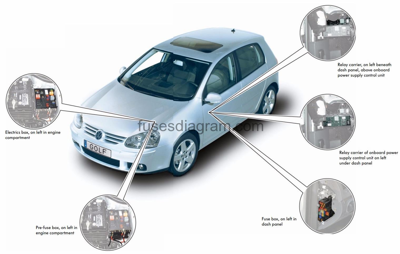 Wire Diagram Starter Auto Electrical Wiring 1996 Nissan Maxima Bose Audio Fuse Box Volkswagen Golf Mk5