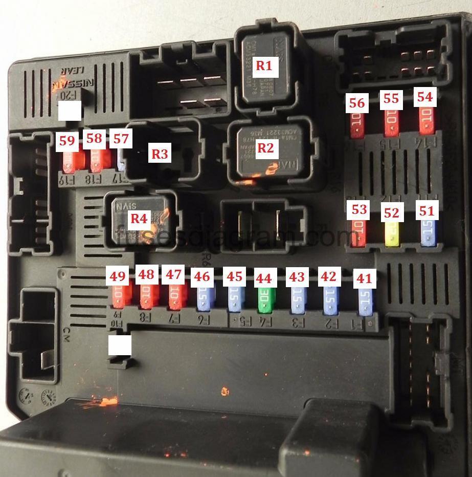 fuse box clips