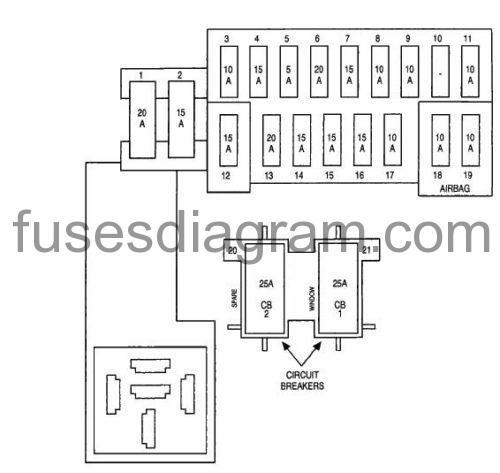 6 20 amp fuse box