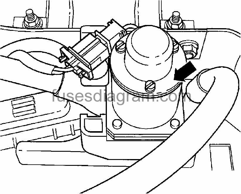 electric fuel pump wiring vw