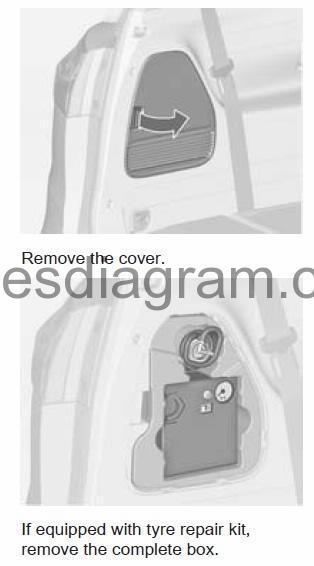 Fuse box Opel/Vauxhall Zafira Tourer C