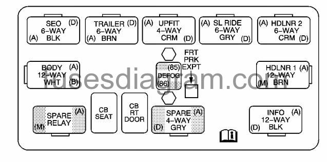 2011 Chevy Tahoe Heated Seat Wiring Diagram Electrical Circuit