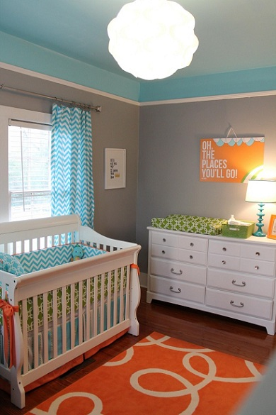 10 Gender Neutral Nurseries For Stylish Baby Boys Or Girls
