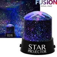 NEW STAR PROJECTOR NIGHT LIGHT SKY MOON LED PROJECTOR MOOD