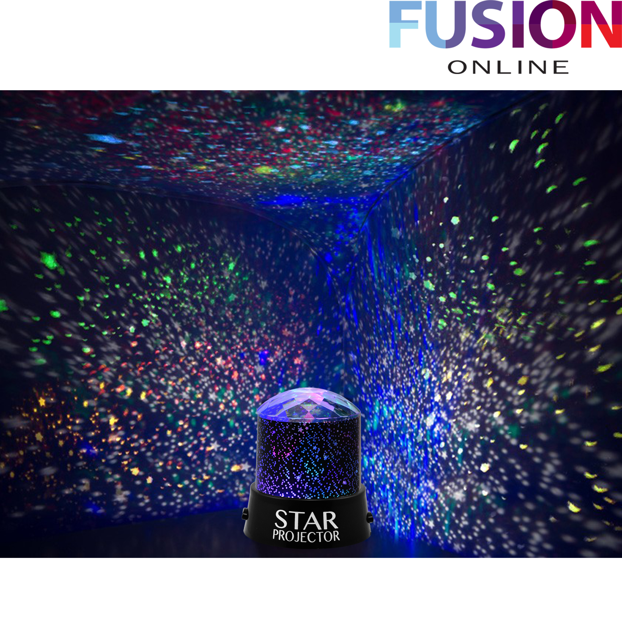 Kids Star Night Lights Star Projector Night Light Sky Moon Led Projector Mood