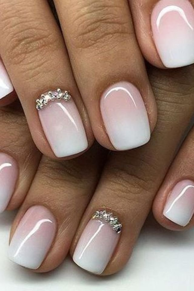 10 Nail Art Designs That Will Make Your Short Nails So