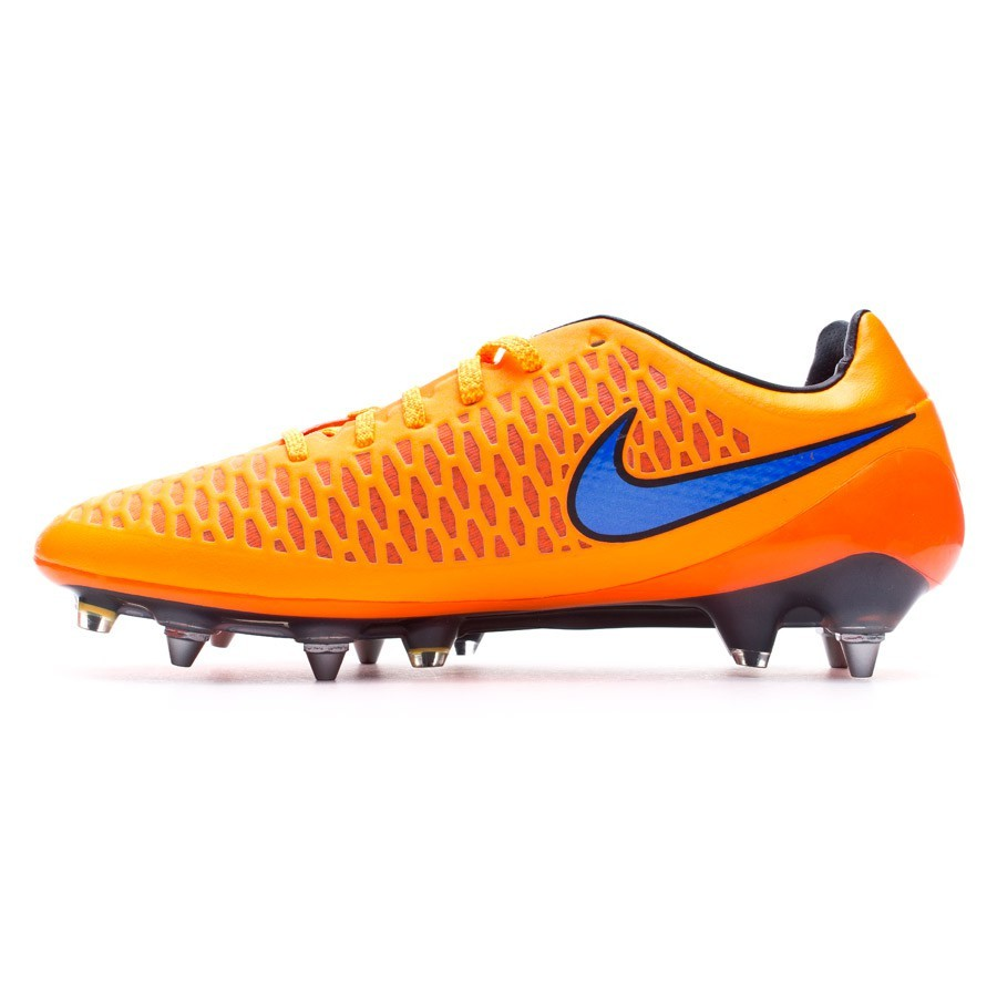 Tacos Nike Bota Magista Opus Sg Pro Acc Total Orange Persian Violet Laser Orange