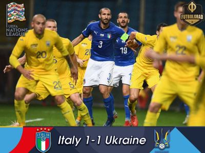 Italy v Ukraine - International Friendly - Match Report - Futbolgrad