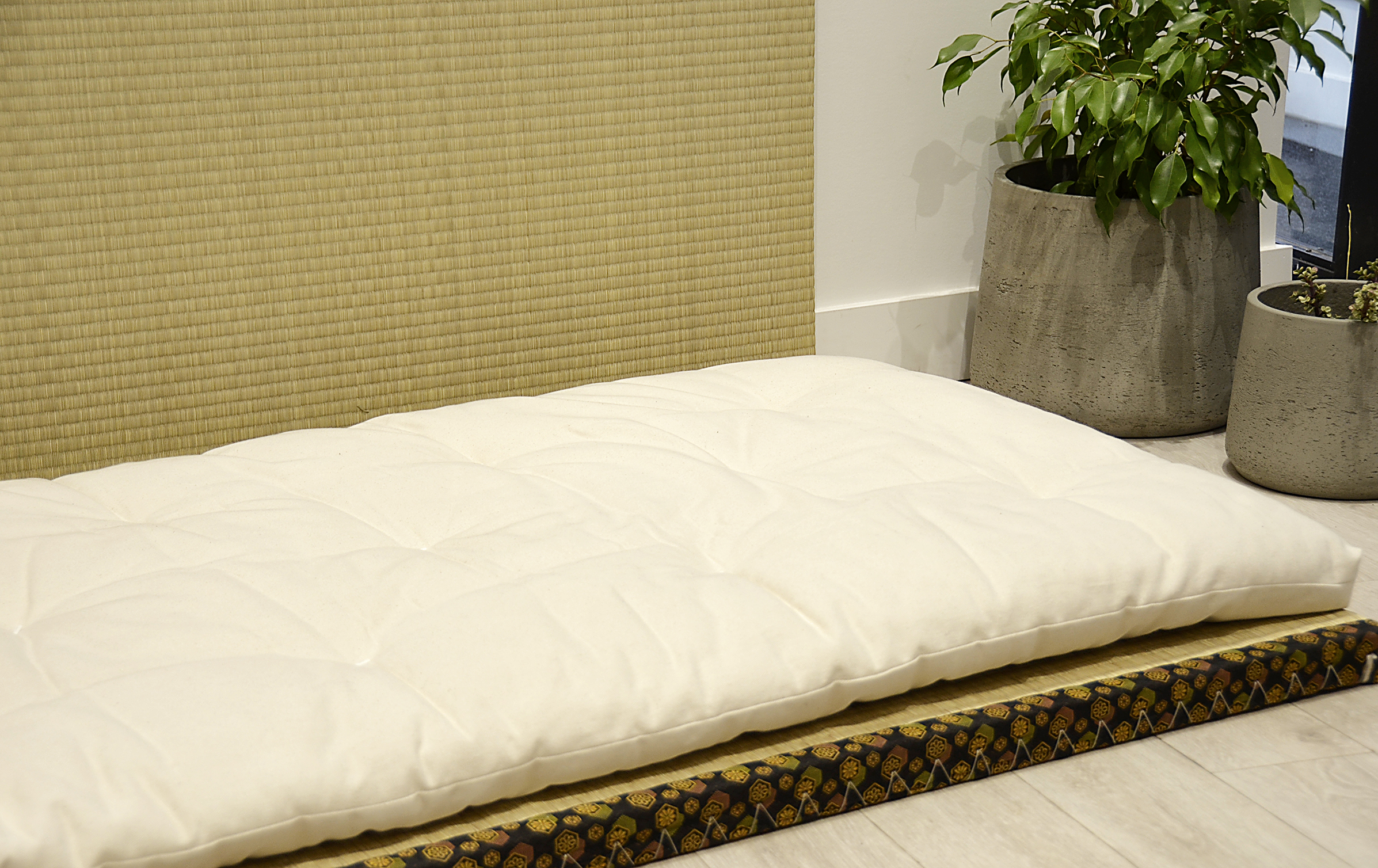 Japanese Futon Sets Eucalyptus Shikibuton Japanese Futon Futon D Or Natural Mattresses