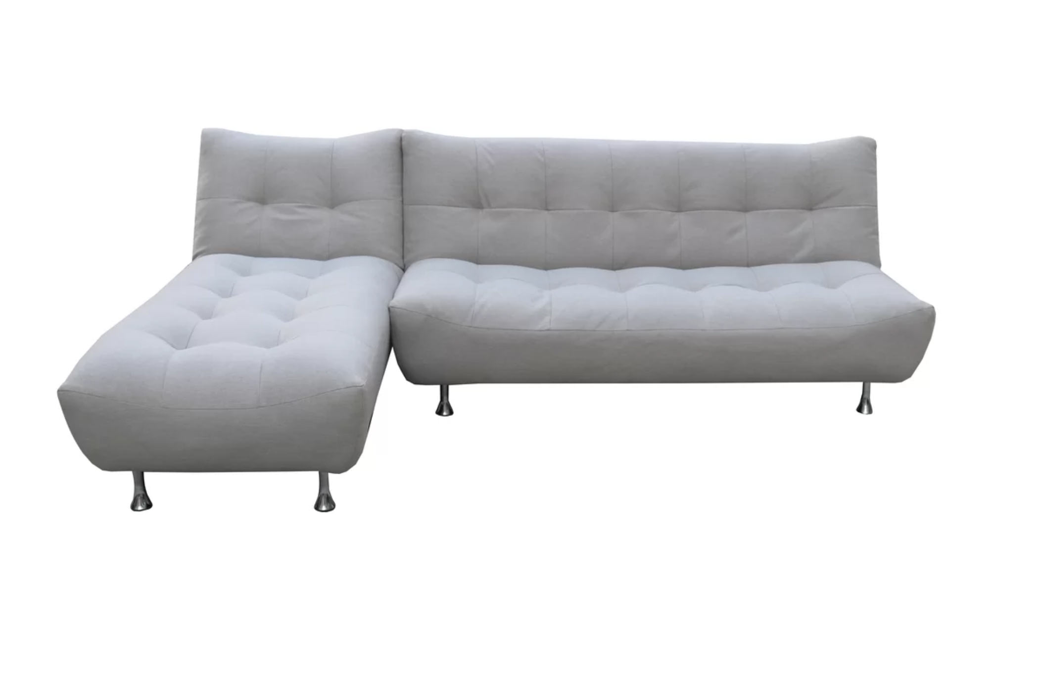 Furniture Chaise Cloud Sandstone Gray Sofa Bed W Optional Chaise By Night Day Furniture