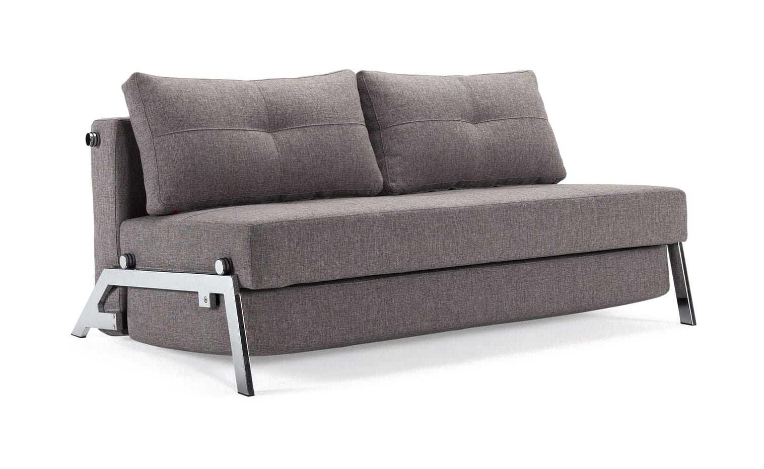 Sofa Queen Cubed 02 Deluxe Sofa Queen Size Mixed Dance Gray By Innovation
