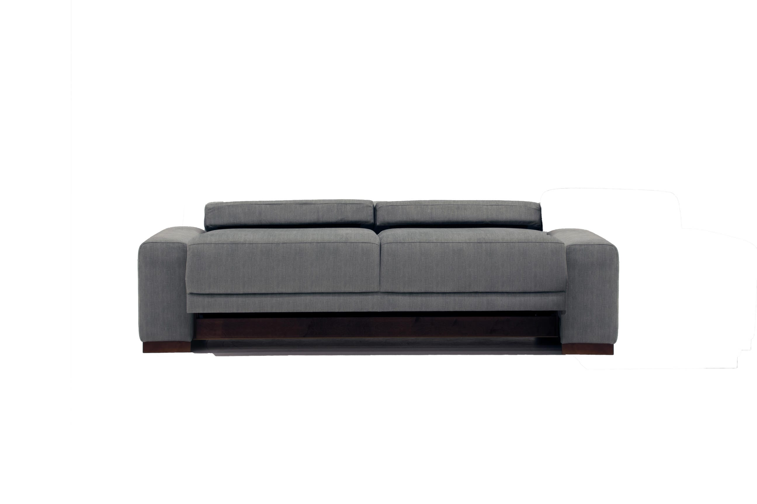 Futon Factory Paris Copenhagen Sofa Sleeper Full Xl Size By Luonto Furniture