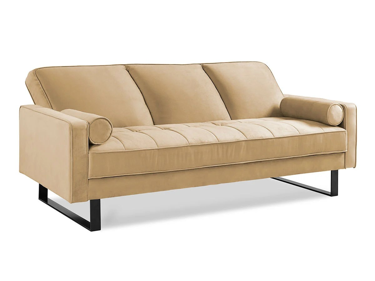 3 Seater Sofa Bed Dreams Malta Convertible Sofa Taupe By Serta Lifestyle