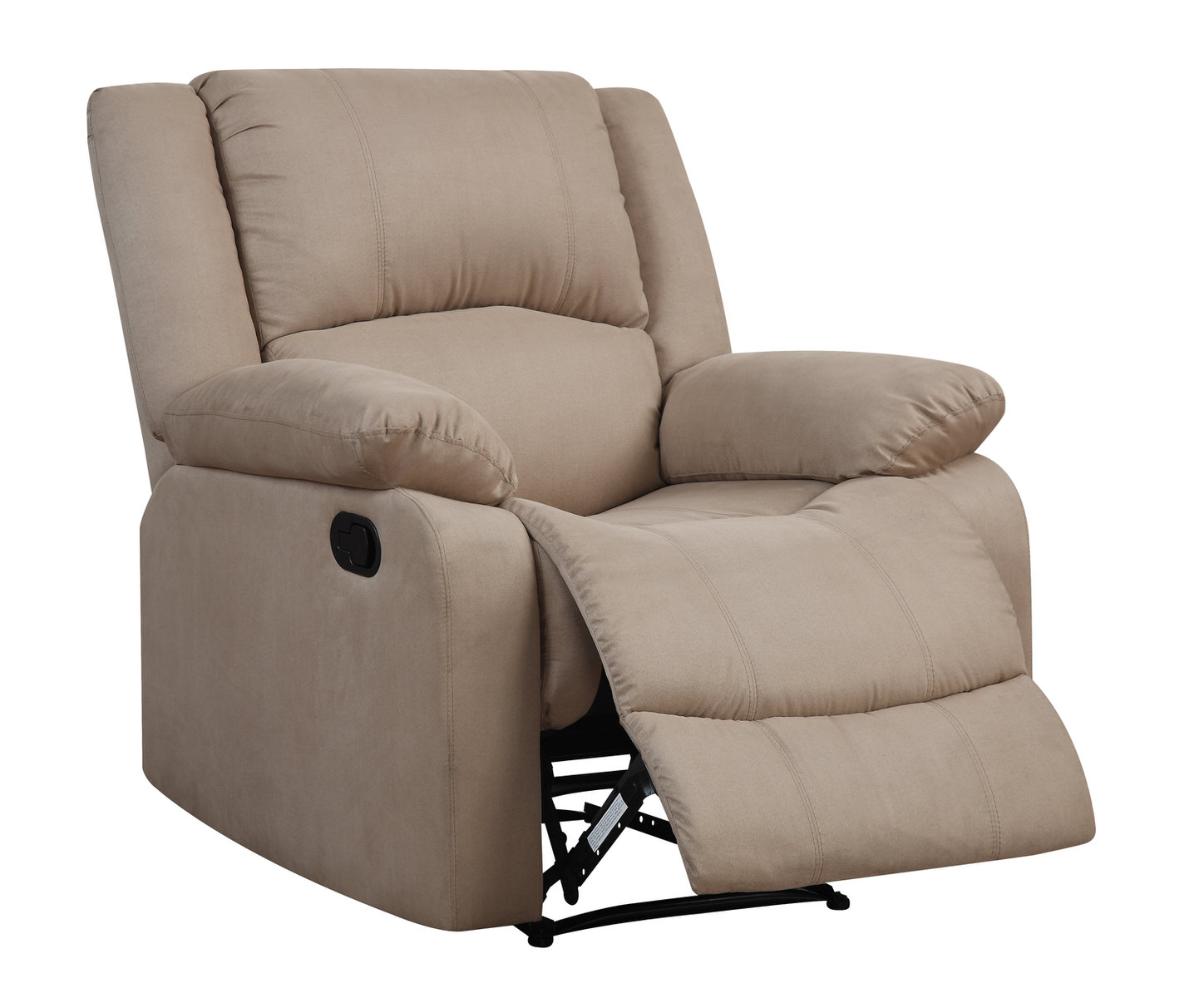 Recliner Chairs Ottawa Parker Reclining Convertible Chair Beige By Lifestyle