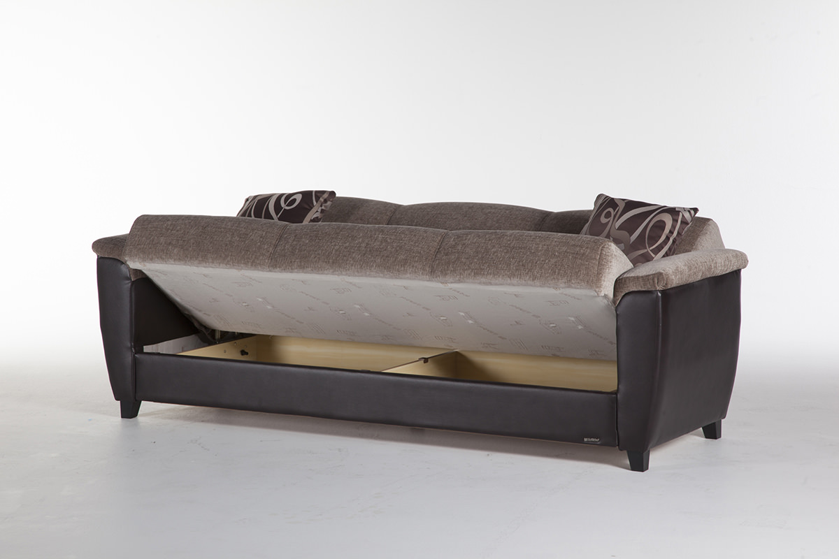 Big Sofa Aspen Aspen Jennefer Vizon Convertible Sofa Bed By Sunset