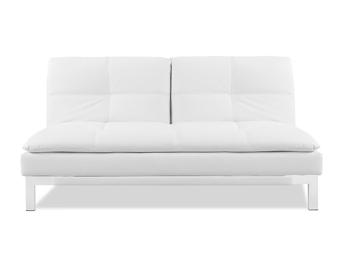 Sofa Open Box Open Box Brenem Convertible Sofa White By Serta Lifestyle