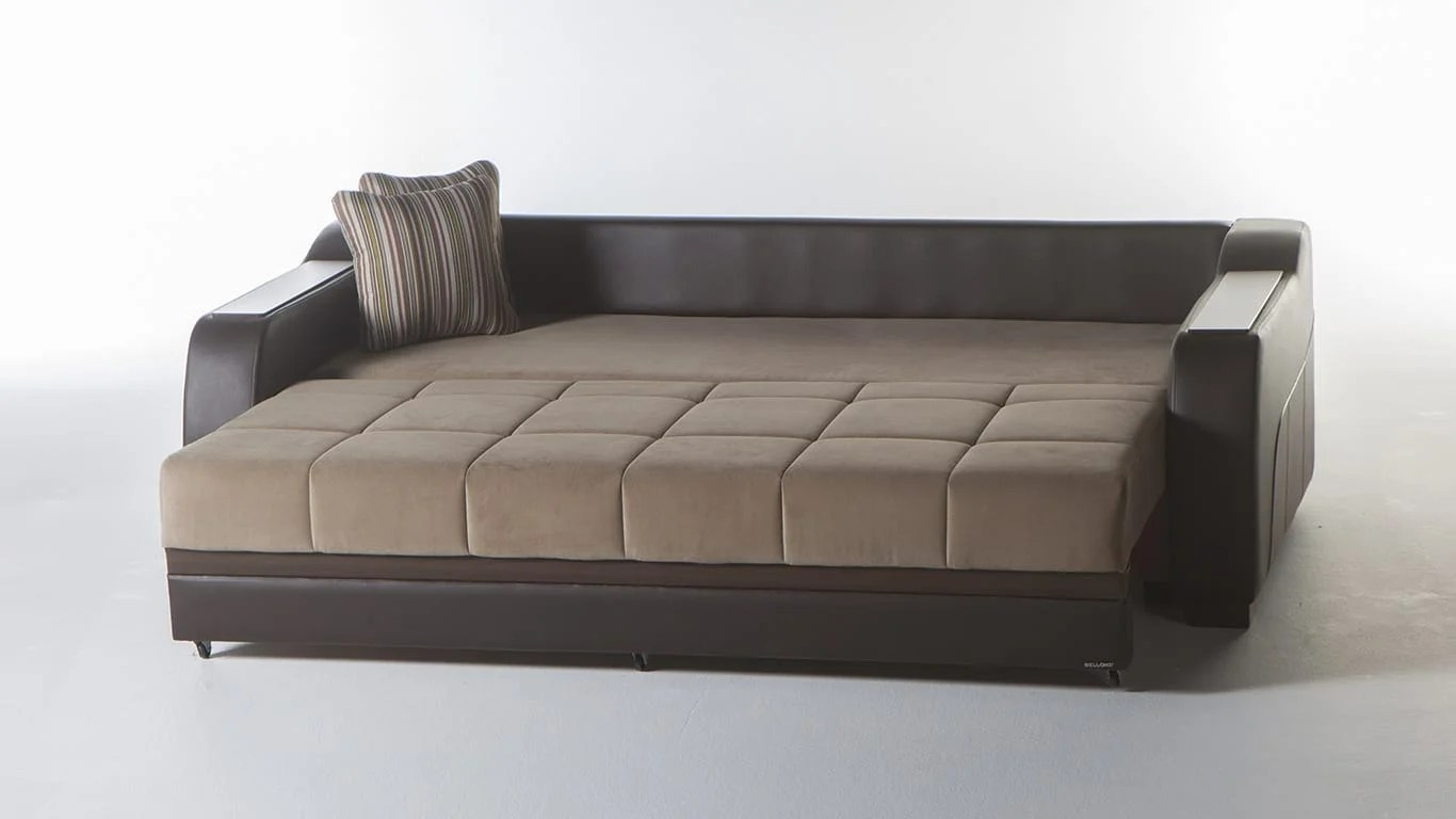 Sofa Queen Ultra Lilyum Vizon Sofa Queen Sleeper By Istikbal Furniture