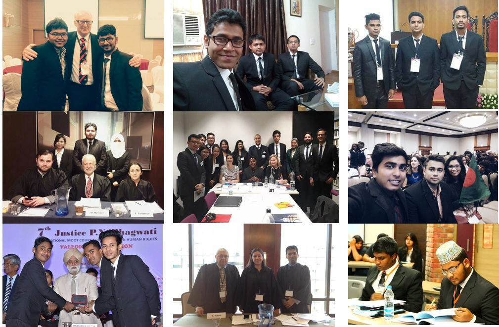 The Moot Ride Worldwide: A Review of 2017 Season for Bangladeshi Law Students