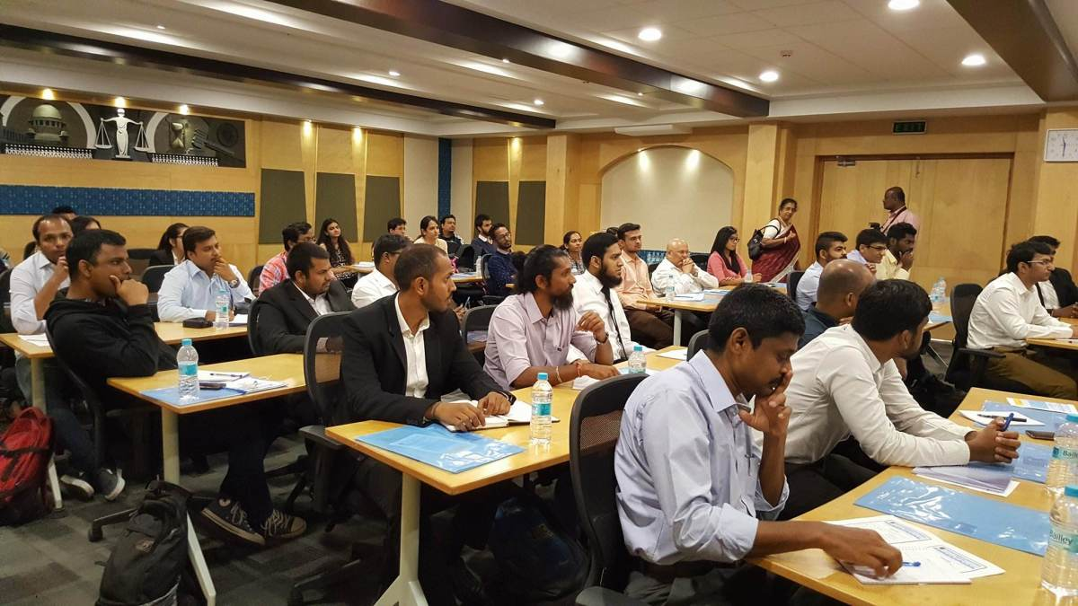 My first rendezvous with sports law at NLSIU, Bangalore: a trip to remember