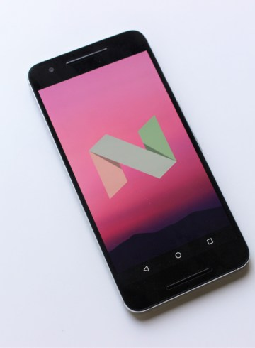 Análise Review Android 7.0 Nougat