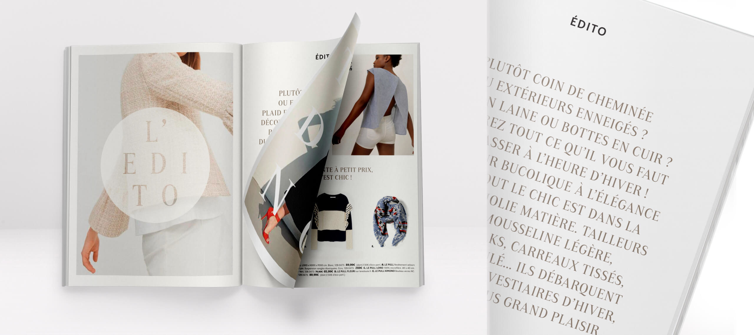 Futurebrand Futurebrand For La Redoute Embodying French Lifestyle