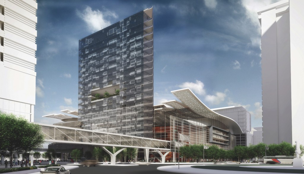 Exhibition Stand Builders Cape Town : Cticc expansion to go ahead hott d