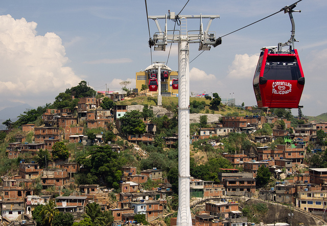 Cable cars set for Nigeria's captial?