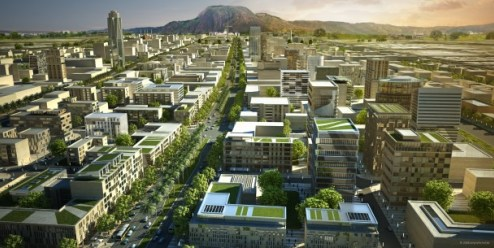 Visualisation-Areal-view-abuja-master-plan