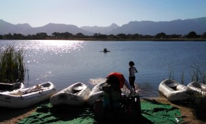 Princess Vlei_Water activites
