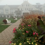 Inn on the beach in Maine.  A great time with my sister Katie.