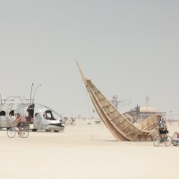 Shipwreck & Fractal Cult – Burning Man