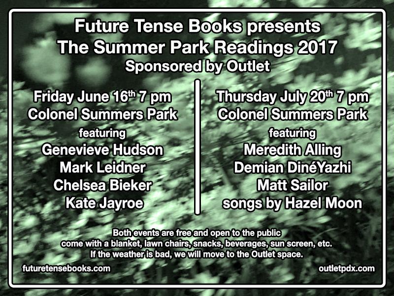 Summer Park Readings