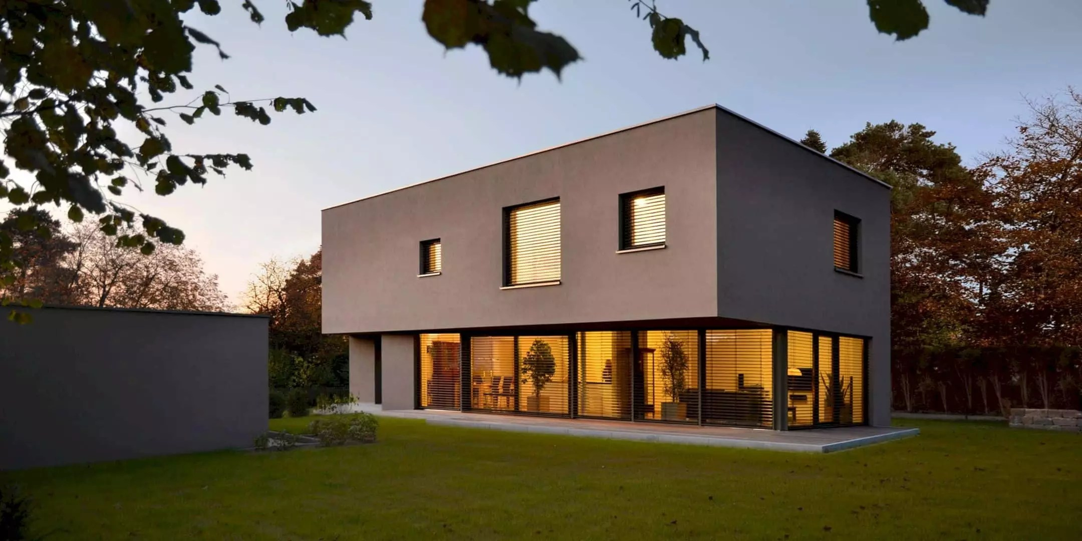 Bauhaus Villa Bauhaus Villa A Detached House In Forchheim Futurist Architecture
