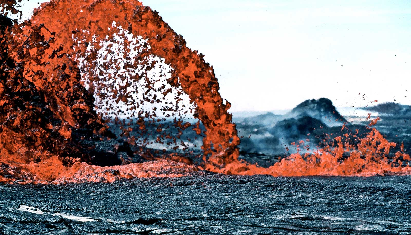 Deep Plate Hawaii's Magma 'hot Spots' Are Super Slow - Futurity