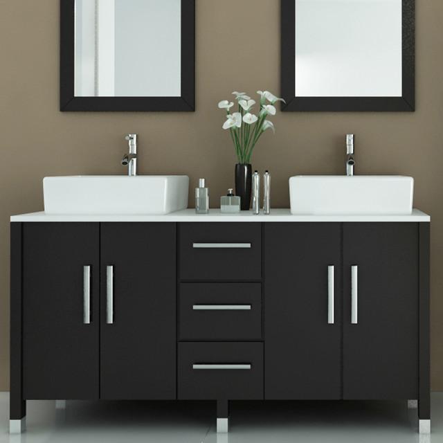 Modern Bathroom Vanities or Contemporary Bathroom Vanities - designer bathroom vanities