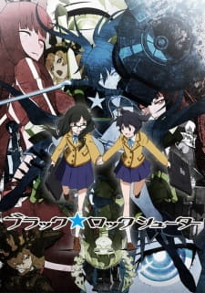 Black Rock Shooter Batch Sub Indo BD