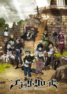 Black Clover Batch Sub Indo