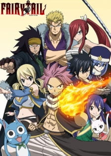 Fairy Tail 2014 Batch Sub Indo