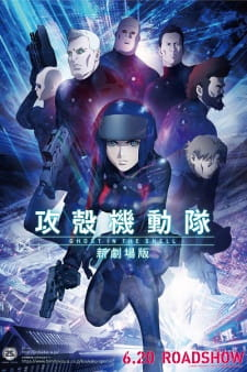 Ghost in the Shell 2015 BD Sub Indo