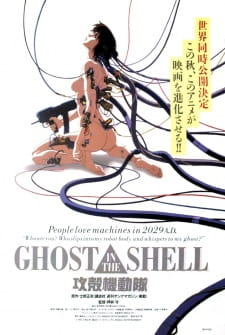 Ghost in the Shell Sub Indo BD