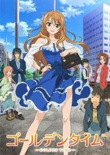 Golden Time Batch Sub Indo BD