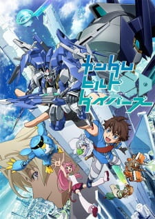 Gundam Build Divers Batch Sub Indo