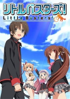Little Busters! Batch Sub Indo