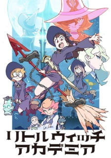 Little Witch Academia Batch Sub Indo BD