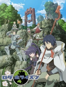 Log Horizon Season 1 Batch Sub Indo BD