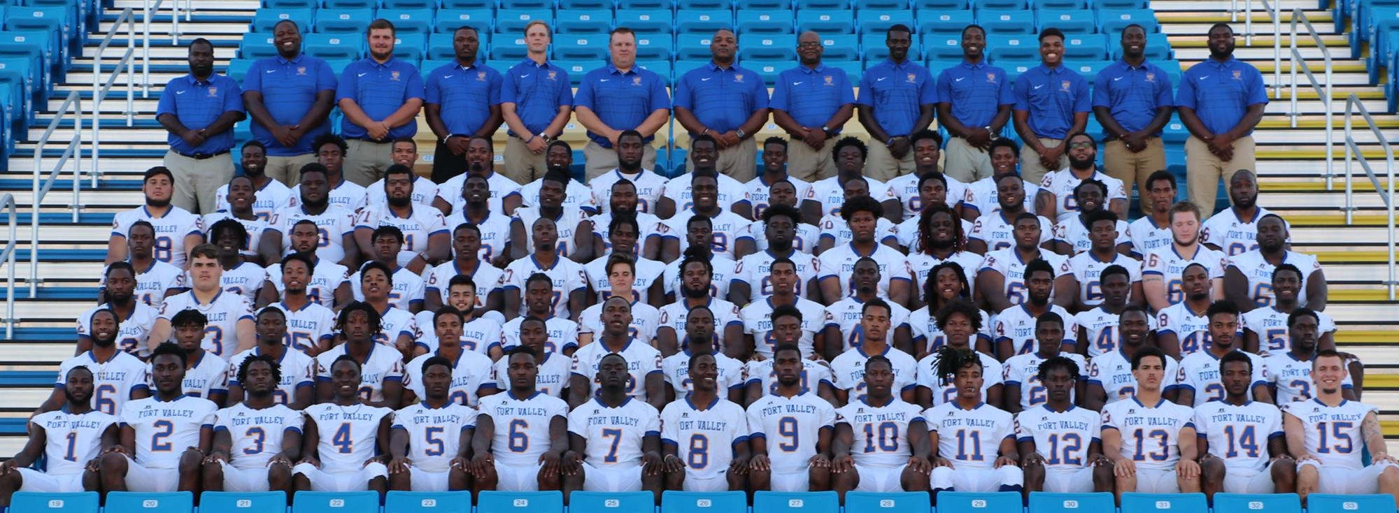 Alabama Football Roster 2018 Football Roster Fvsu Athletics