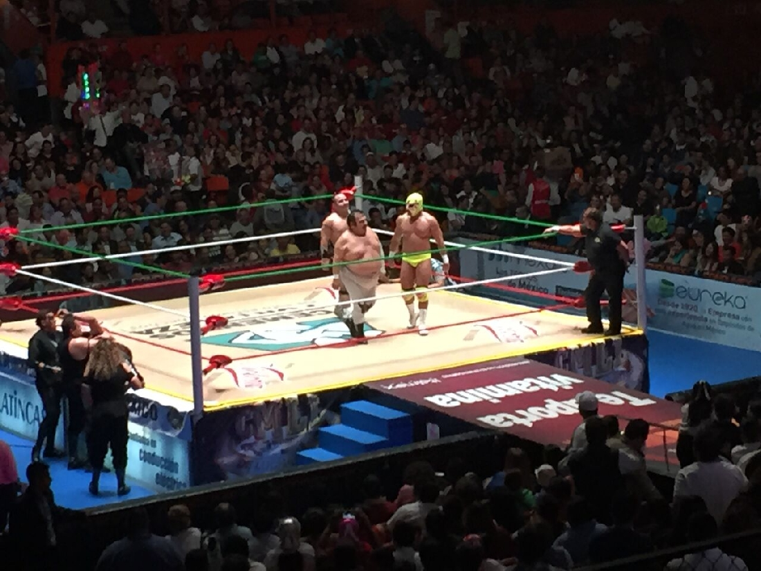 Lucha Libre Mexico Lucha Libre A México City Must See Fort Worth Weekly