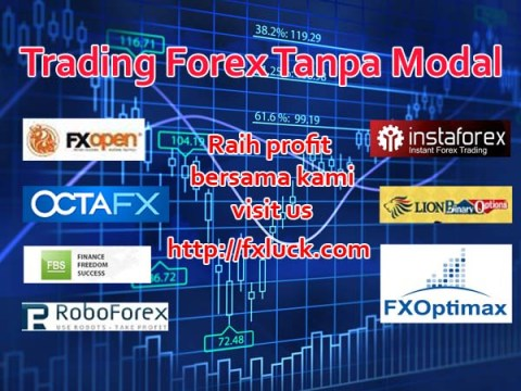 Bisnis trading forex tanpa modal